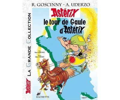 Astérix La Grande Collection - Le tour de Gaule d'Astérix