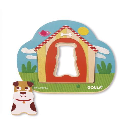 Puzzle Goula La Petite Maison de Tobby 1 pièce