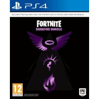 Fortnite darkfire bundle FR/NL PS4