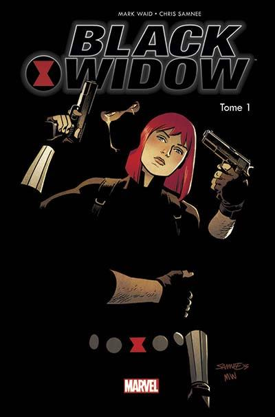 Black Widow All-new All-different