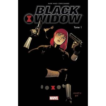 Black widowBlack Widow All-new All-different