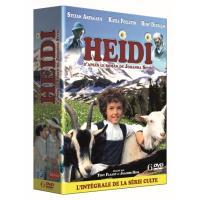 Coffret Heidi L'intégrale DVD