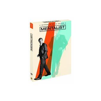 MentalistCoffret intégral de la Saison 5 - DVD