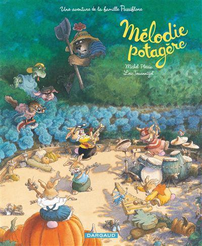Mélodie potagère - Mélodie potagère