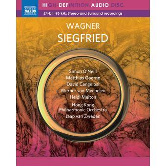 Siegfried Blu-ray