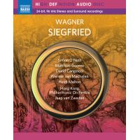Siegfried Blu-ray