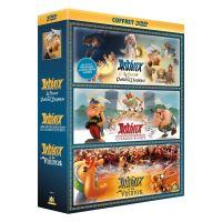 Coffret Astérix 3 Films DVD
