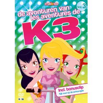 DE AVONTUREN VAN K3-LES AVENTURES DE K3-BIL