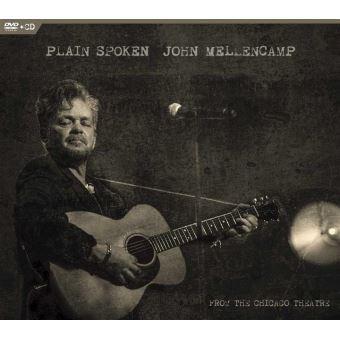PLAIN SPOKEN/DVD+CD