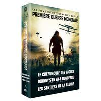 Coffret Guerre La Première Guerre Mondiale DVD