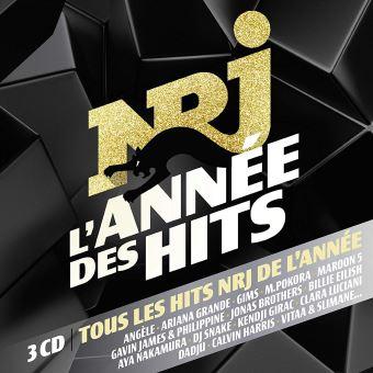 NRJ 2019 L'année des hits Coffret
