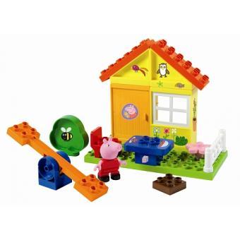 Maison De Vacances De Peppa Pig Playbig Bloxx Autre Jeu De Construction Achat Prix Fnac