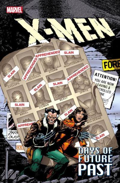 X-Men - Days of Future Past - 9780785180012 - 9,06 €