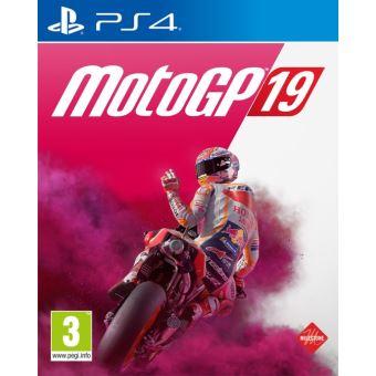 MOTO GP 19 FR/NL PS4