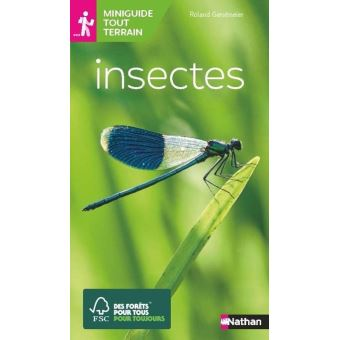 Miniguide tout terrain : insectes