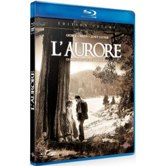 l 39 aurore blu ray blu ray friedrich wilhelm murnau george o 39 brien janet gaynor achat. Black Bedroom Furniture Sets. Home Design Ideas