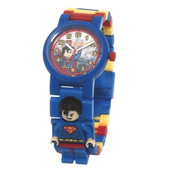 Montre enfant Lego Superman Super Héros avec Figurine