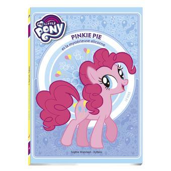 My Little PonyMy Little Pony -  Première lecture - Pinkie Pie et la mystérieuse Alicorne