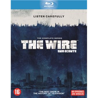 The Wire Complete Collection
