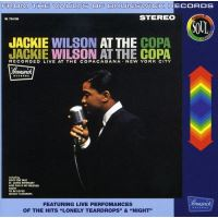 Jackie wilson at the copa rmst/remasterise