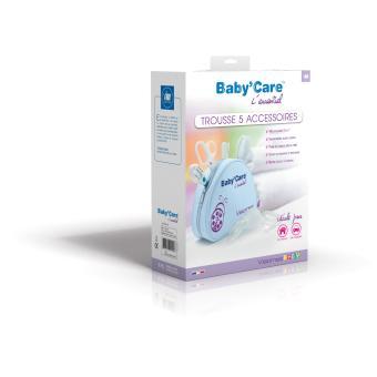 Trousse De Toilette 5 Accessoires Babycare L'Essentiel Kn4Htk2EyF