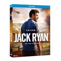 Jack Ryan Saison 2 Blu-ray