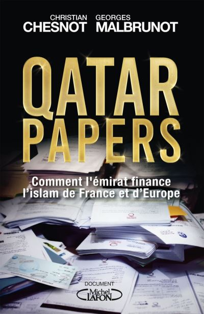 Qatar papers - 9782749940137 - 13,99 €