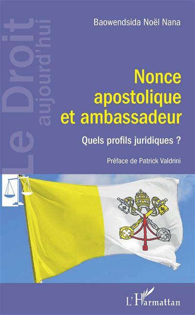 Nonce apostolique et ambassadeur
