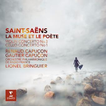 Sain:La Muse Et Le Poete (Violin-Cello-Konzerte)