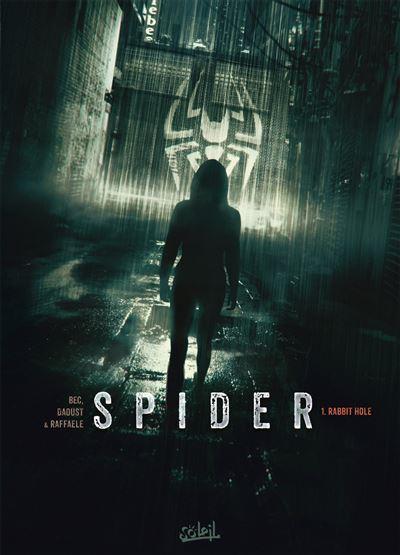 Spider 01 - Rabbit Hole