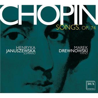 Lieder Opus 74