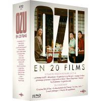Coffret Ozu 20 Films Blu-ray