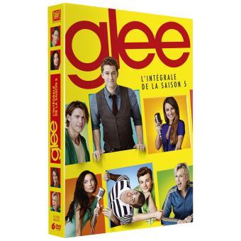 GleeSaison 5 - DVD
