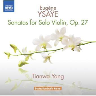 Sonate pour violon solo  op 27