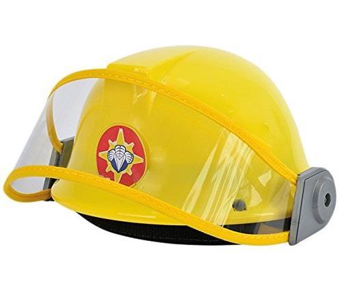 Casque de Pompier Sam Le Pompier Smoby