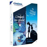 Cinema d animation volume 4/l enfant au grelot/princes et pr