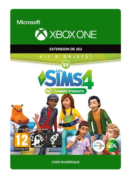 Code de téléchargement Les Sims 4 : Chambre d'enfants Xbox One