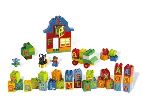 Lego® L'alphabet Avec Apprendre Duplo® 6051 ymN8OPwv0n
