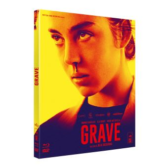 Grave Combo DVD Blu-ray