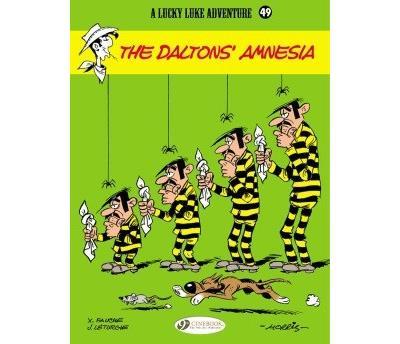 Lucky Luke - tome 49 The Daltons' Amnesia
