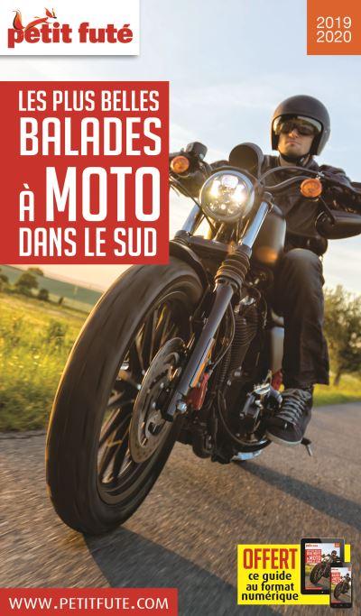 Balades a moto dans le sud 2019 petit fute+offre num