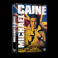 Michael Caine, 4 films Coffret DVD