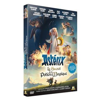 AstérixAstérix : Le Secret de la Potion Magique DVD