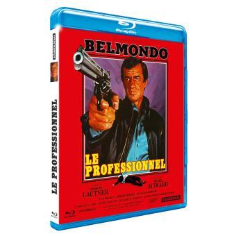 Le Professionnel Blu-ray