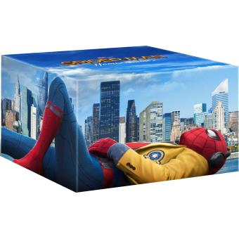 Spider-ManSpider-Man Homecoming  Coffret Blu-ray 3D + 2D + 4K