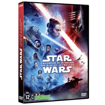 Star WarsStar Wars L'Ascension de Skywalker DVD