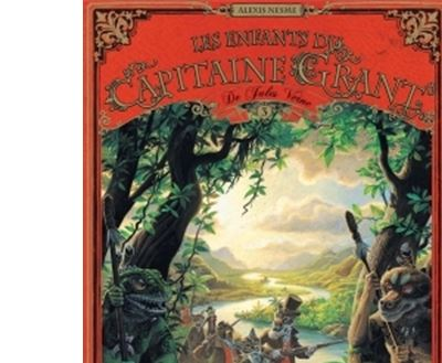 Les Enfants du capitaine Grant, de Jules Verne