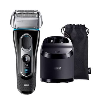 Braun 5197cc Series 5 Trimmer + Clean & Charge Station