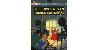 Tintin -  : De Juwelen van Bianca Castafiore