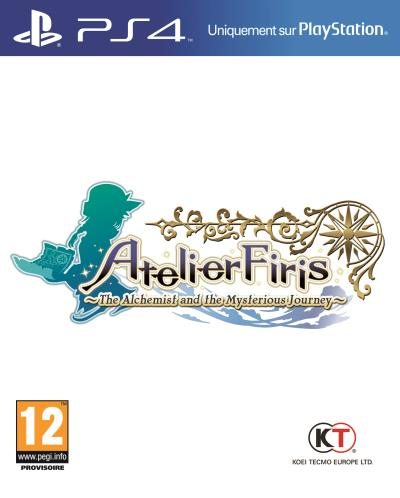 Atelier Firis The Alchemist and the Mysterious Journey PS4